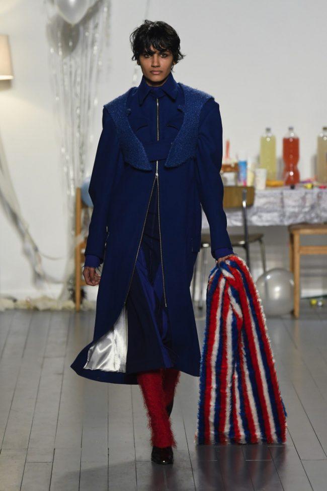 Richard Malone RTW Fall 2019 London Fashion Week