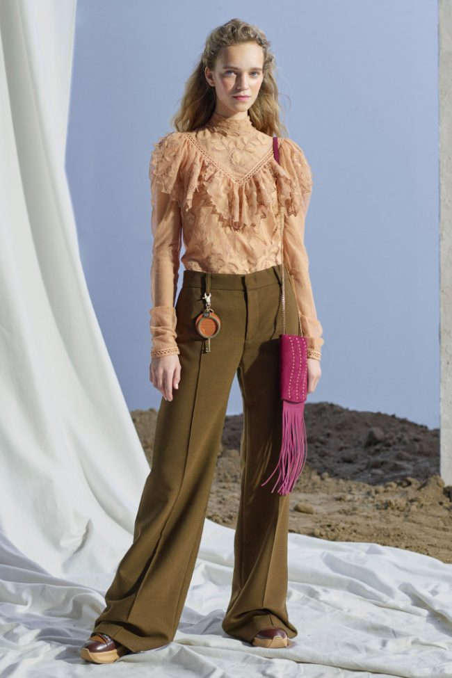 See by Chloé RTW Fall 2019 new York Fashion Week