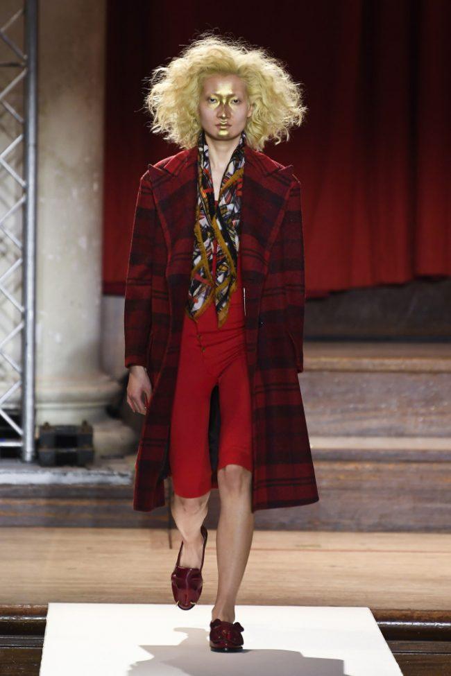 Vivienne Westwood RTW Fall 2019 London Fashion Week