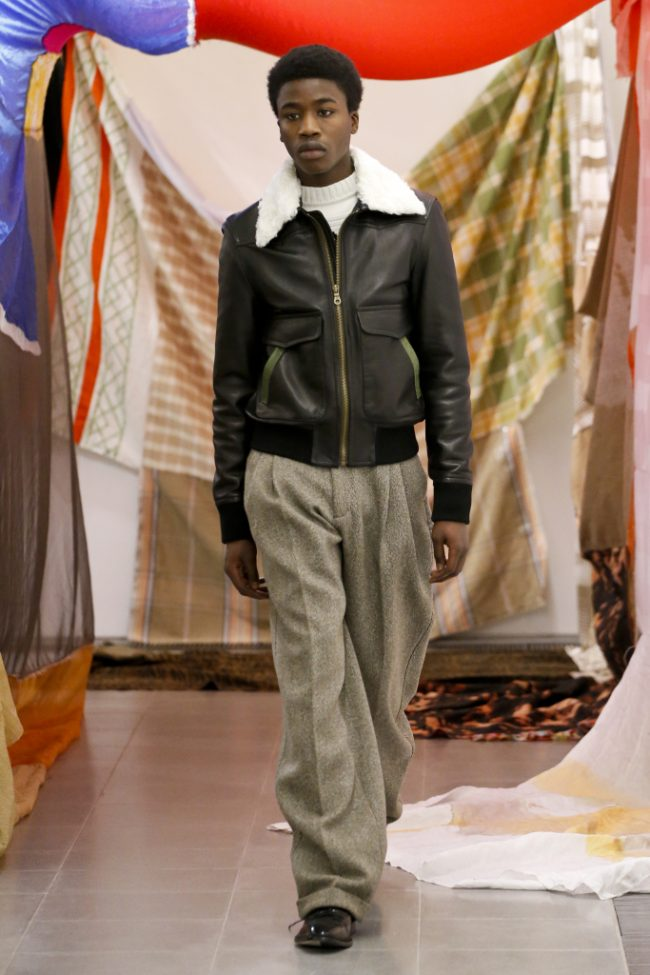 Wales Bonner RTW Fall 2019 London Fashion Week
