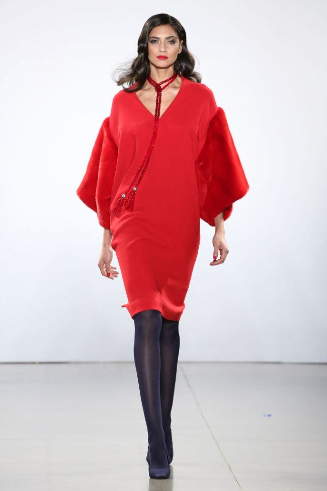 Zang Toi RTW Fall 2019 New York Fashion Week