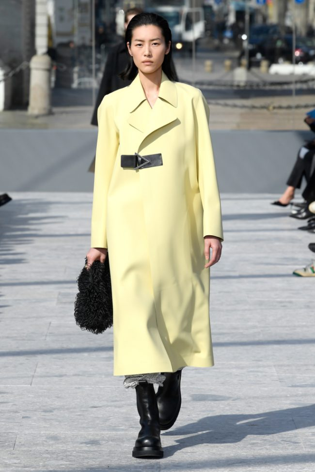 Bottega Veneta RTW Fall 2019 Milan Fashion Week