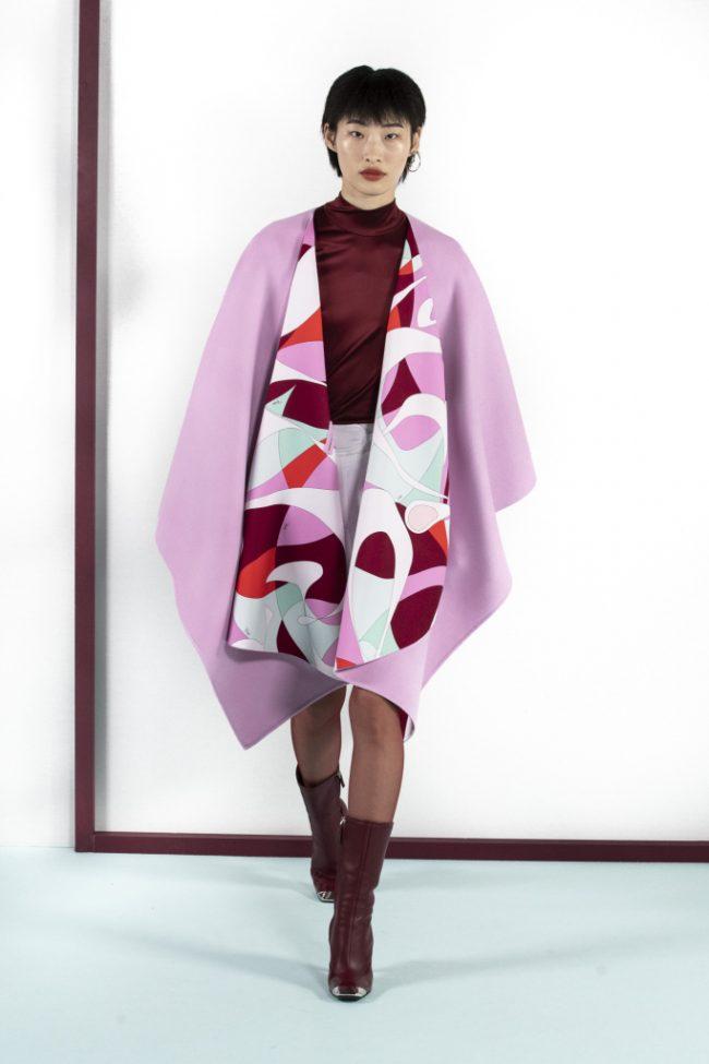 Emilio Pucci RTW Fall 2019 Milan Fashion Week