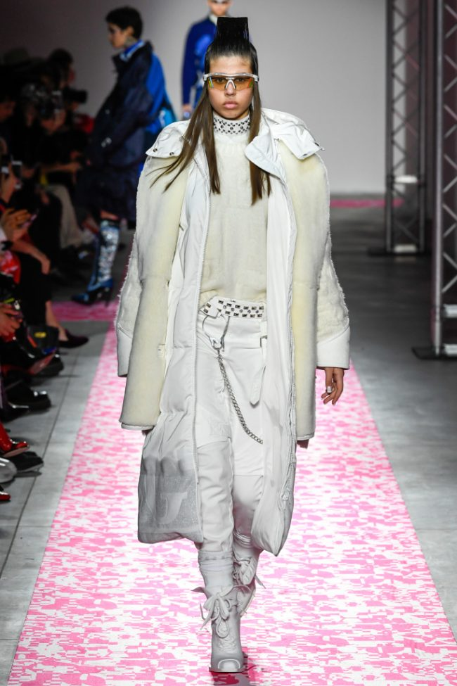 Iceberg RTW Fall 2019 Milan Fashion Week