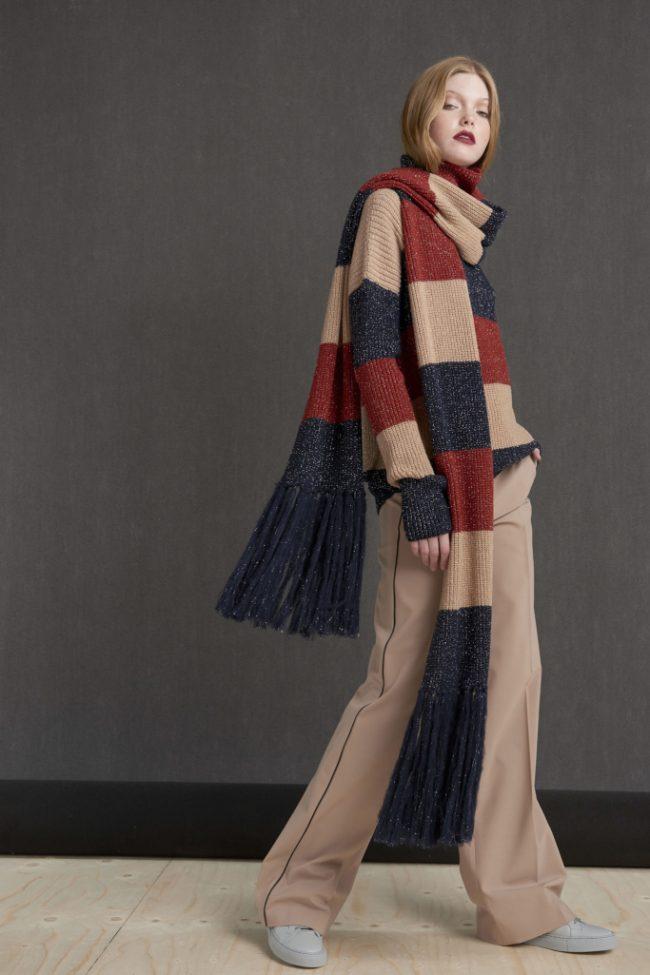 Les Copains RTW Fall 2019 Milan Fashion Week