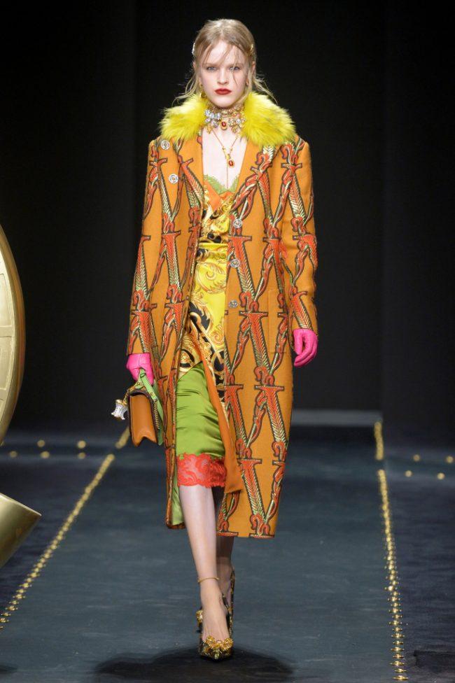 Versace RTW Fall 2019 Milan Fashion Week