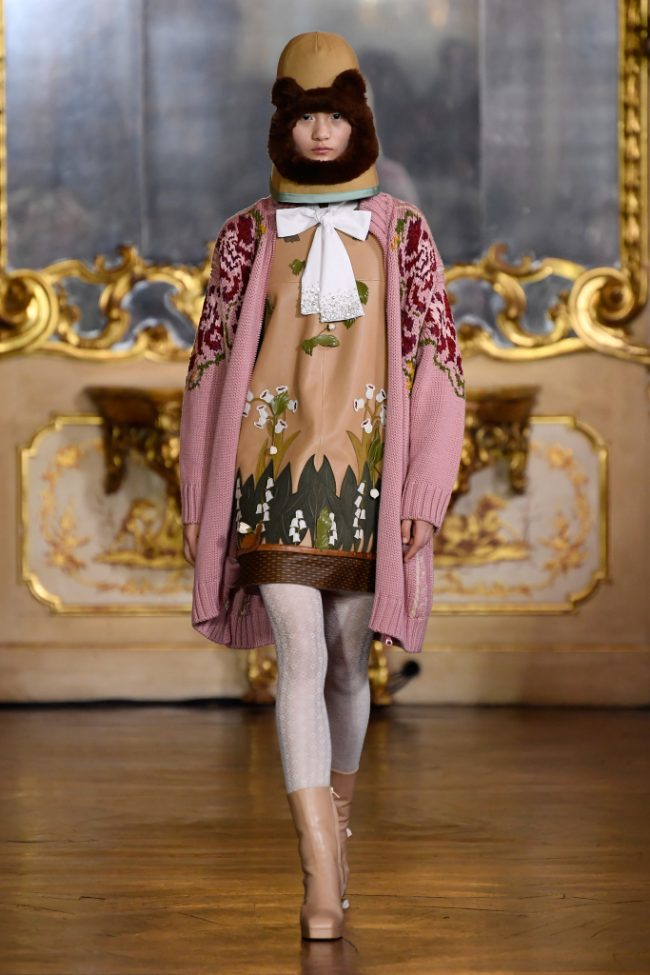 Vivetta RTW Fall 2019 Milan Fashion Week
