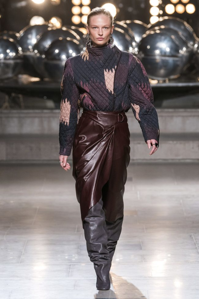 Isabel Marant RTW Fall 2019 Paris Fashion Week