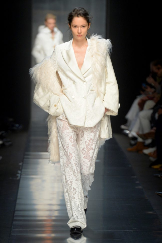 Ermanno Scervino RTW Fall 2019 Milan Fashion Week