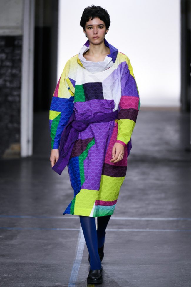 Issey Miyake RTW Fall 2019 Paris Fashion Week
