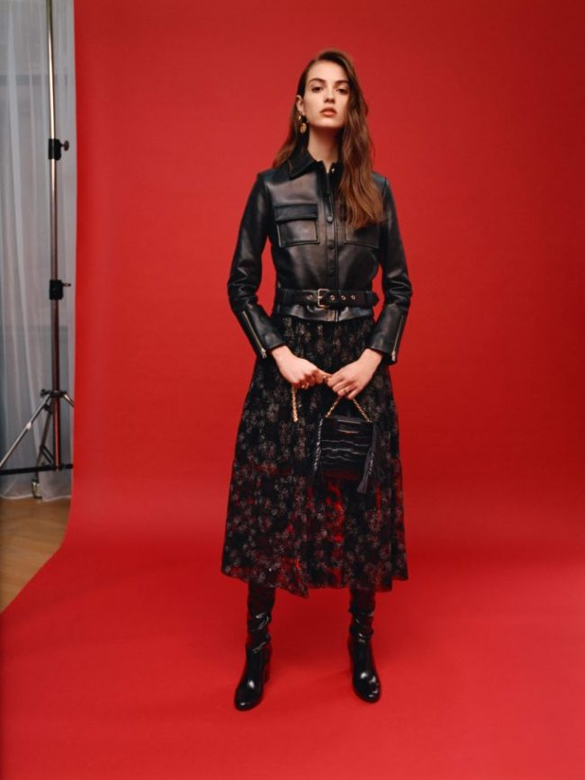 Maje RTW Fall 2019 Paris Fashion Week