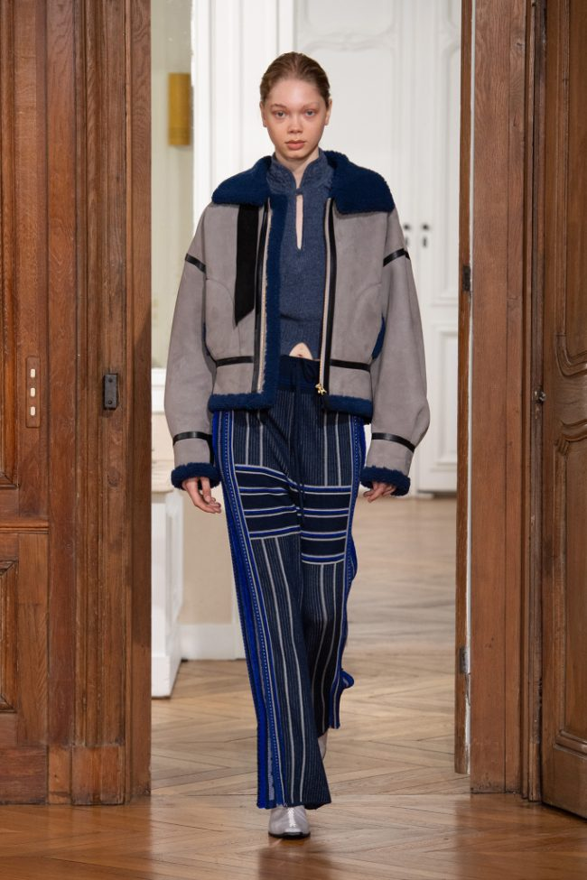 Mame Kurogouchi RTW Fall 2019 Paris fashion Week