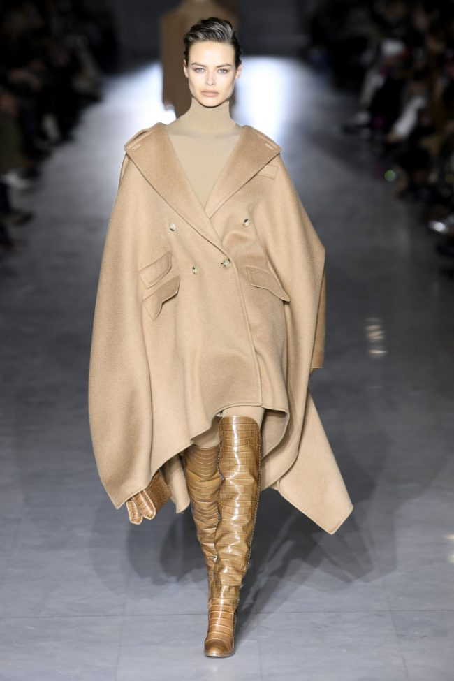 Max Mara RTW Fall 2019 Milan Fashion Week