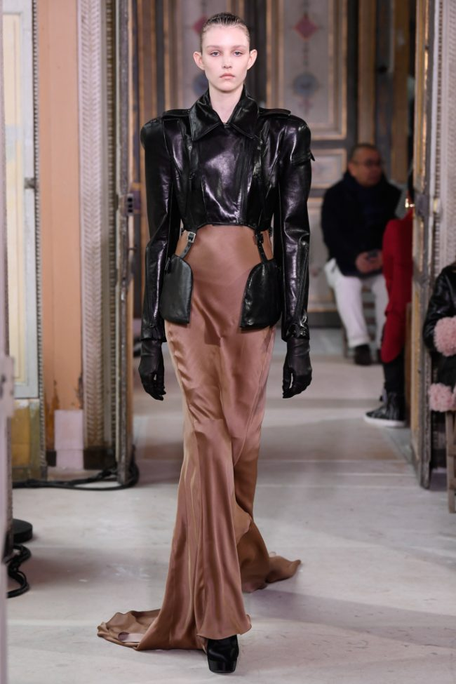 Olivier Theyskens RTW Fall 2019 Paris Fashion Week