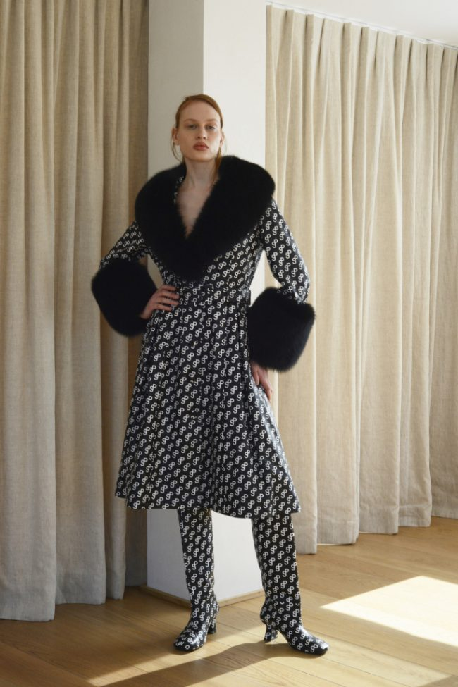 Saks Potts RTW Fall 2019 Paris Fashion Week