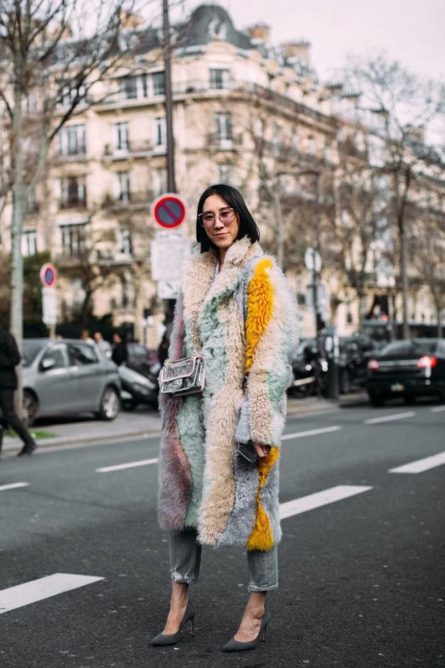 Paris, the city of light, love and extreme luxury! By the time the Paris Fashion Week Shows began, fashion connoisseurs had already filled their bellies with a myriad of looks that they were already imagining neatly hung in their well appointed closets for Fall 2019.
