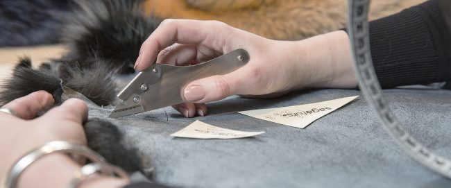 Craftsmanship in fur sustains at Saga Design Centre