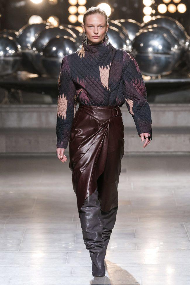 Isabel Marant RTW Fall 2019 Paris Fashion Week