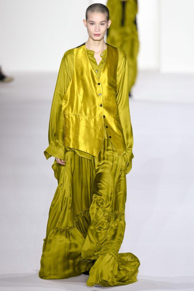 Ann Demeulemeester RTW Fall 2019 PARIS Fashion Week