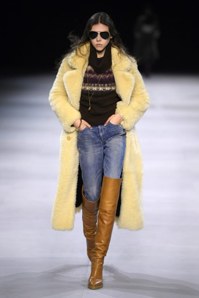 Celine RTW Fall 2019 Paris Fashion Week