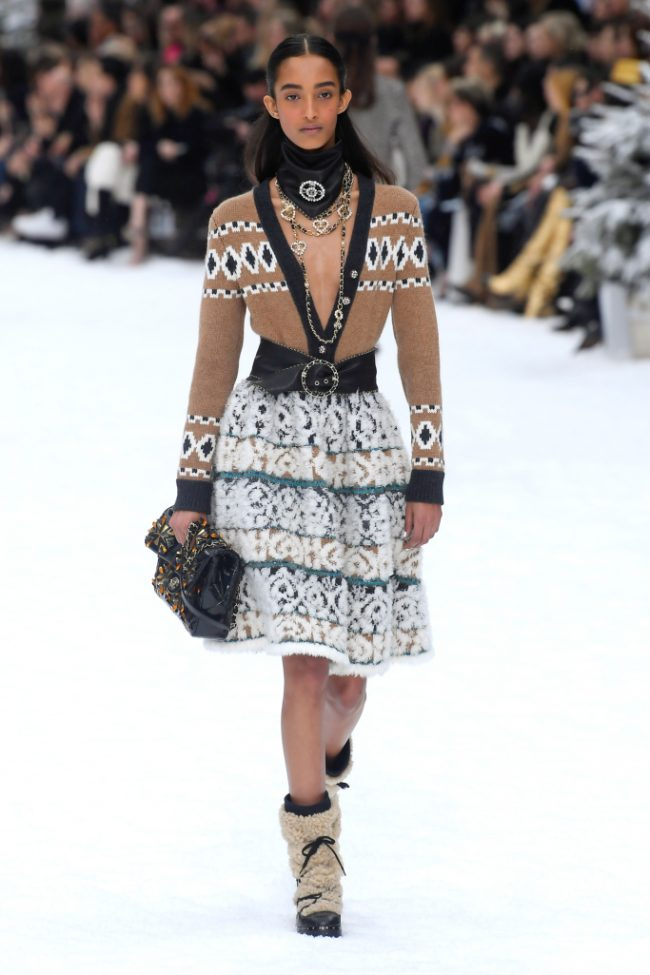 Chanel RTW Fall 2019 Paris Fashion Week