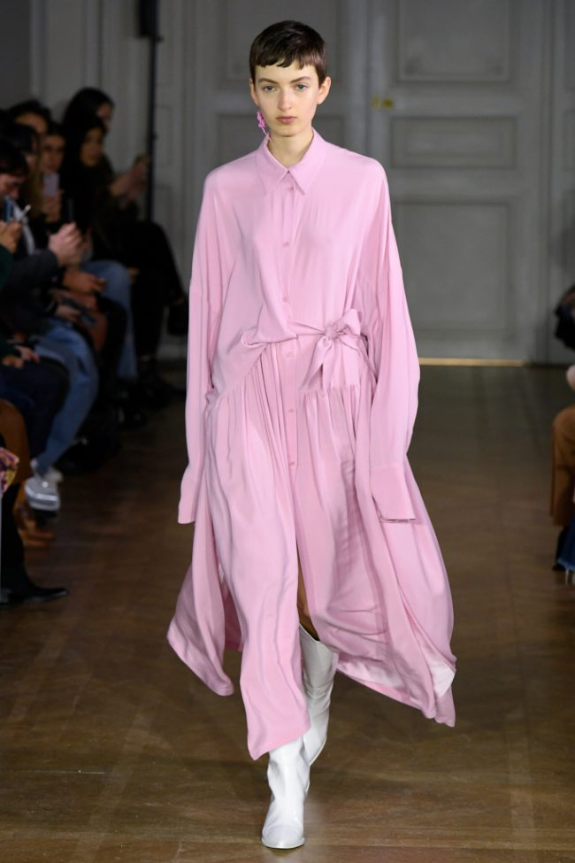Christian Wijnants RTW Fall 2019 Paris Fashion Week