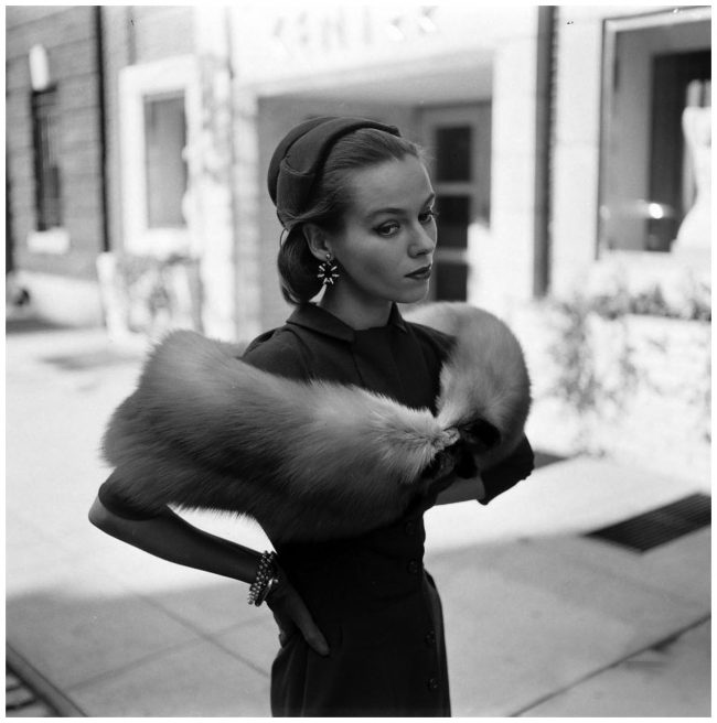 1952 Life Magazine shoot by photographer Gordon Parks