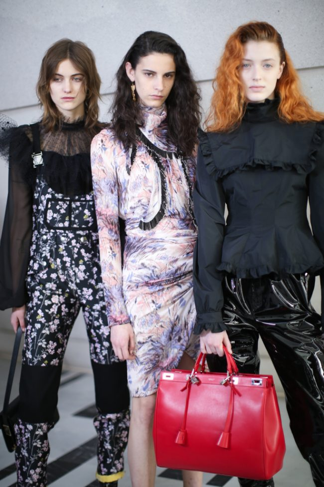 Giambattista Valli RTW Fall 2019, Paris Fashion Week