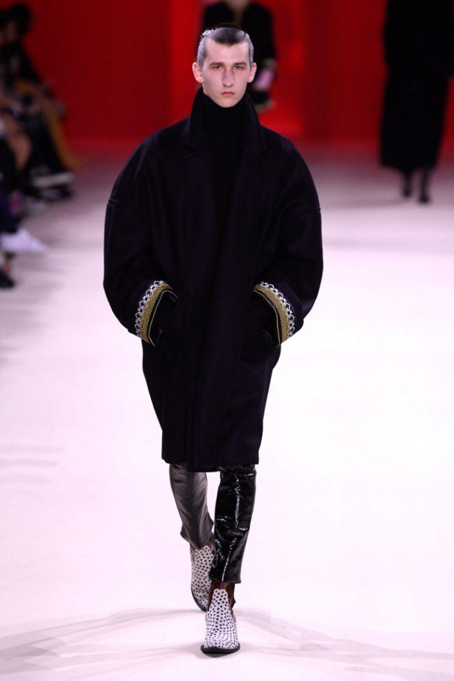 Haider Ackermann RTW Fall 2019 Paris Fashion Week