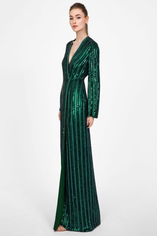 Jenny Packham RTW Fall 2019 PARIS Fashion Week