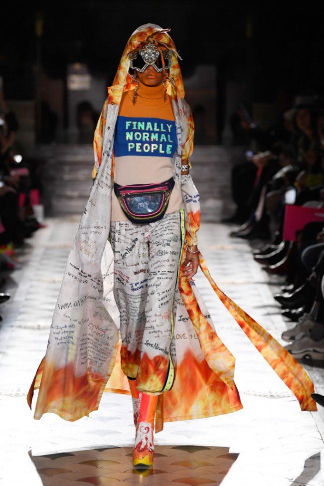Manish Arora RTW Fall 2019 PARIS Fashion Week