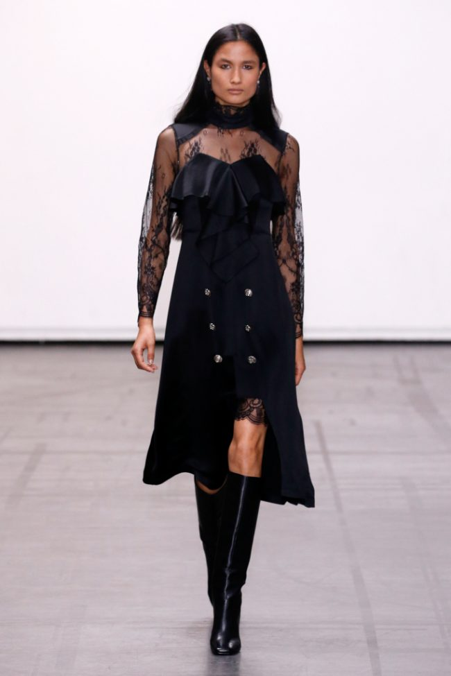 Mashama RTW Fall 2019 Paris Fashion Week