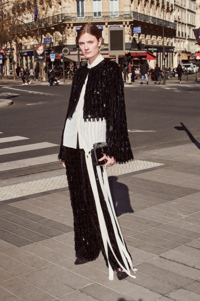 Sonia Rykiel RTW Fall 2019 Paris Fashion Week