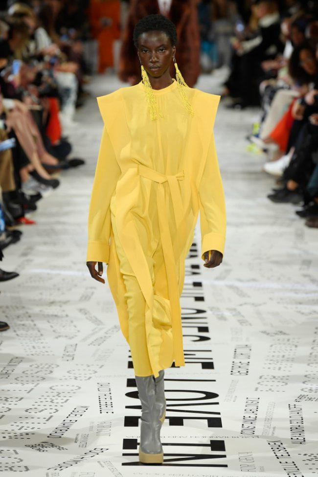 Stella McCartney RTW Fall 2019 PARIS Fashion Week