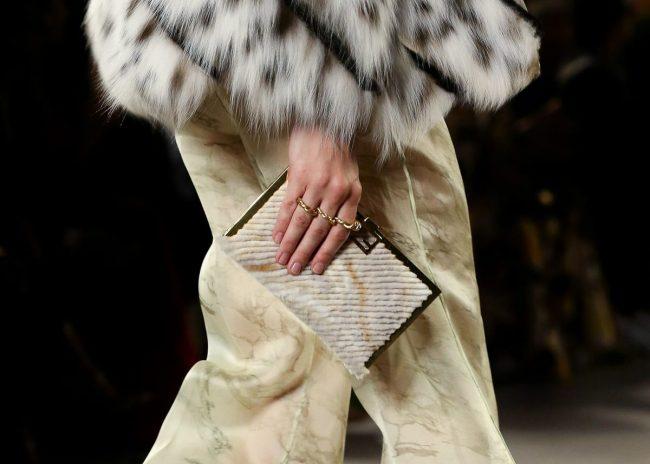 Fendi Fall 2019 Paris Haute Couture