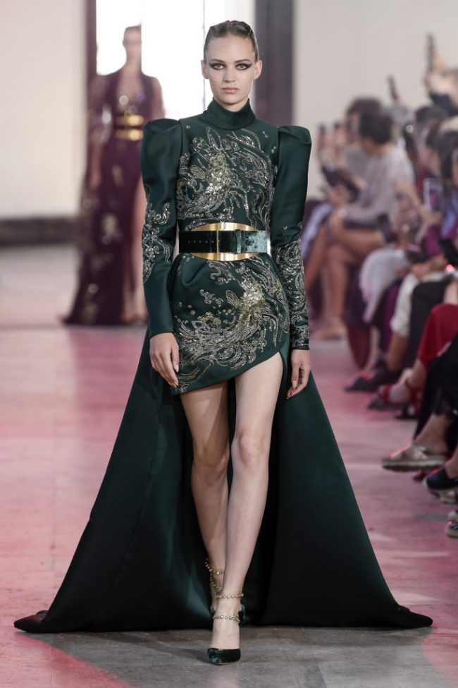 Elie Saab Fall 2019 Paris Couture