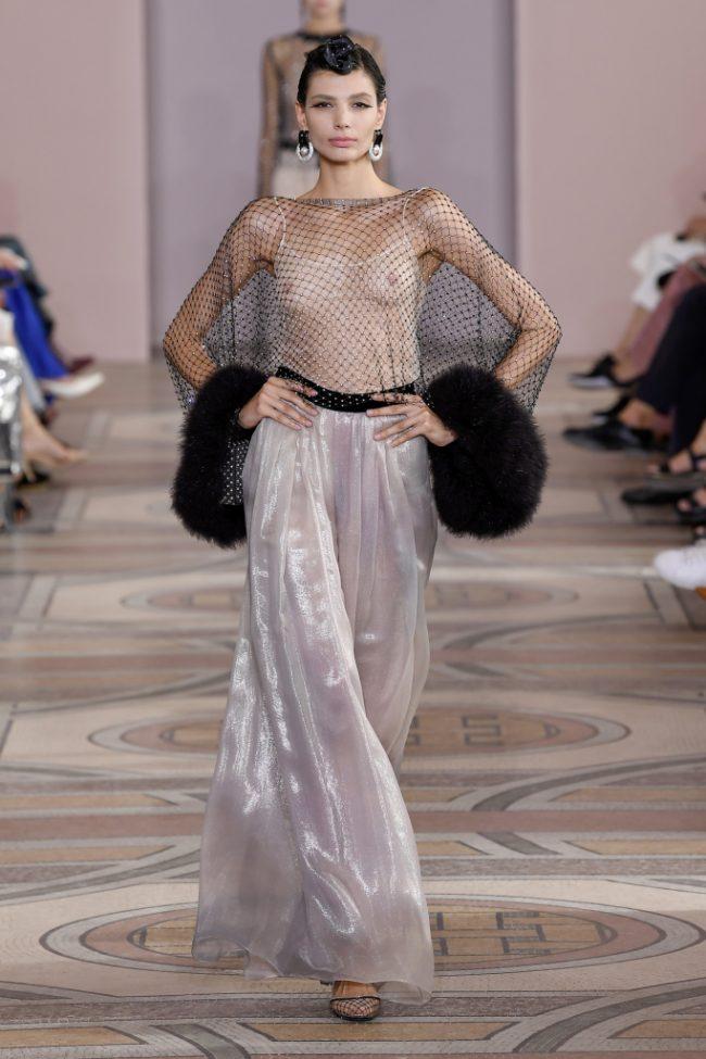 Giorgio Armani Prive  Haute Couture Fall 2019 Paris Couture