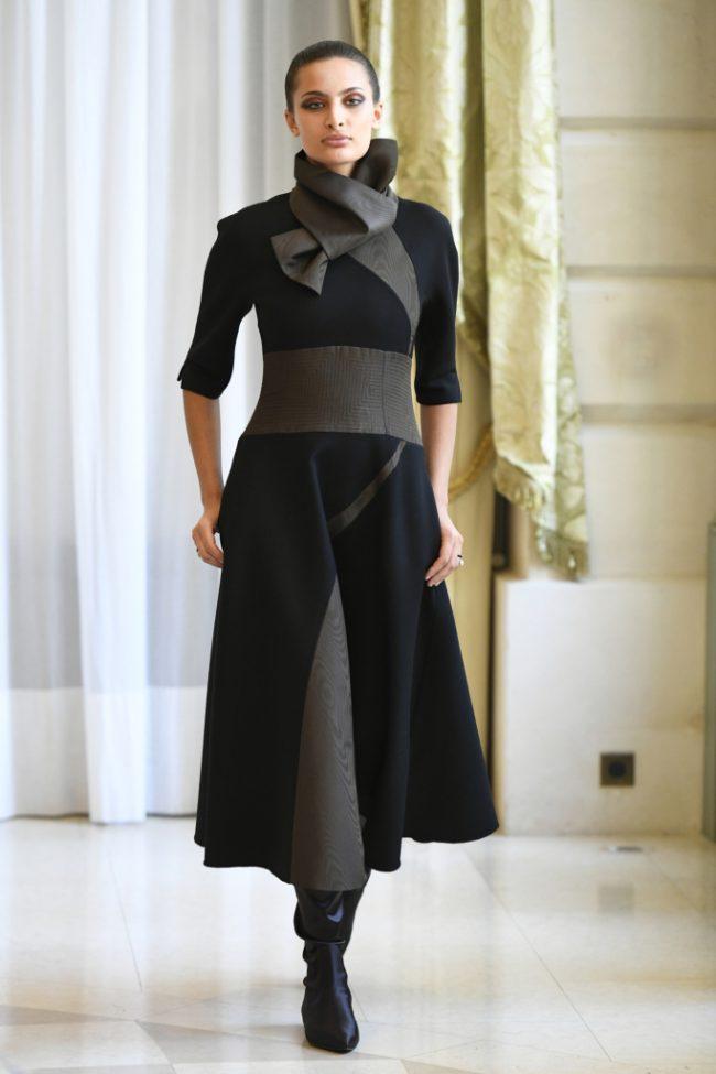 Ralph Rucci Haute Couture Fall 2019 Paris Couture