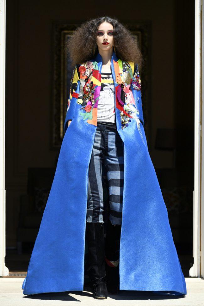 Ronald Van Der Kemp Haute Couture Fall 2019 Paris Couture