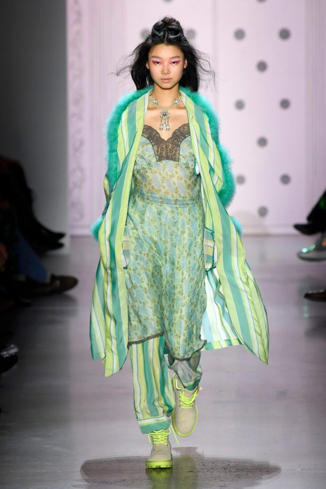 Anna Sui RTW Spring Summer 2020