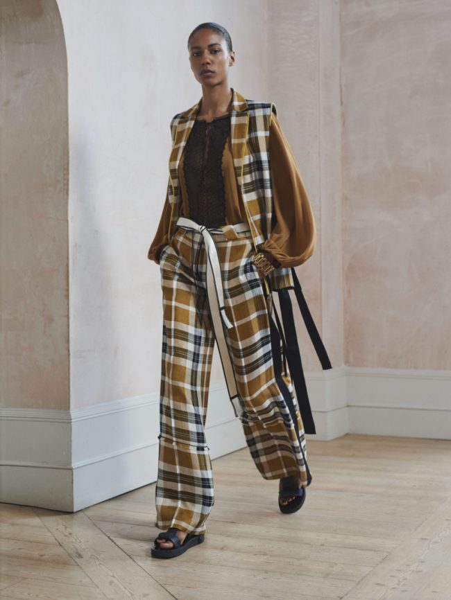 Amanda Wakeley RTW London Fashion Week Spring Summer 2020