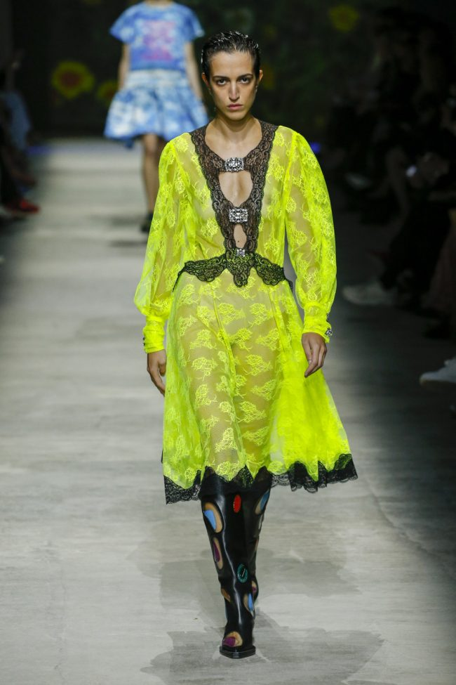 Christopher Kane RTW London Fashion Week Spring Summer 2020