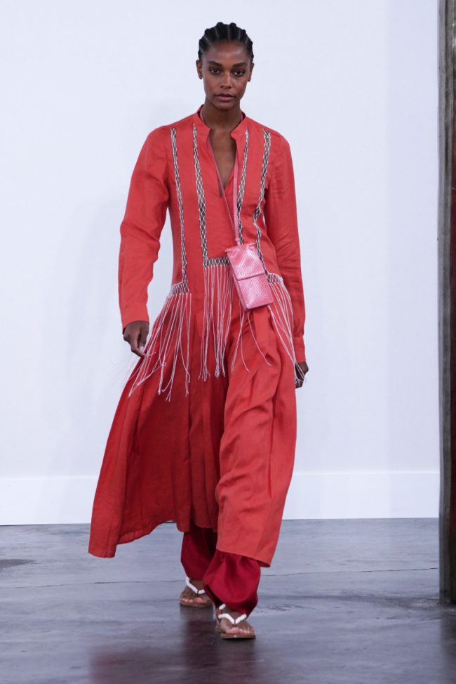 Gabriella Hearst RTW London Fashion Week Spring Summer 2020