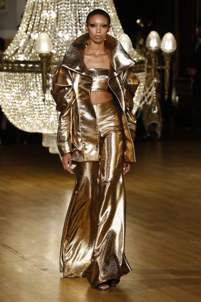 Halpern RTW London Fashion Week Spring Summer 2020