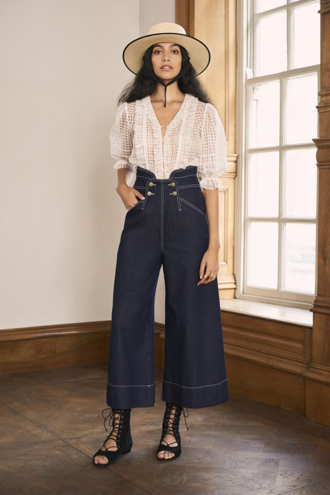 Temperley RTW London Fashion Week Spring Summer 2020