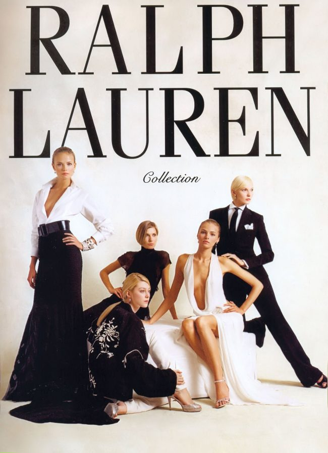 Ralph Lauren ad campaign