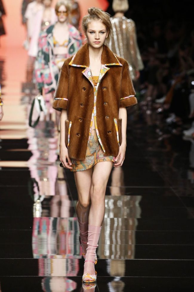 Fendi RTW Spring Summer 2020 Milan Fashion Week