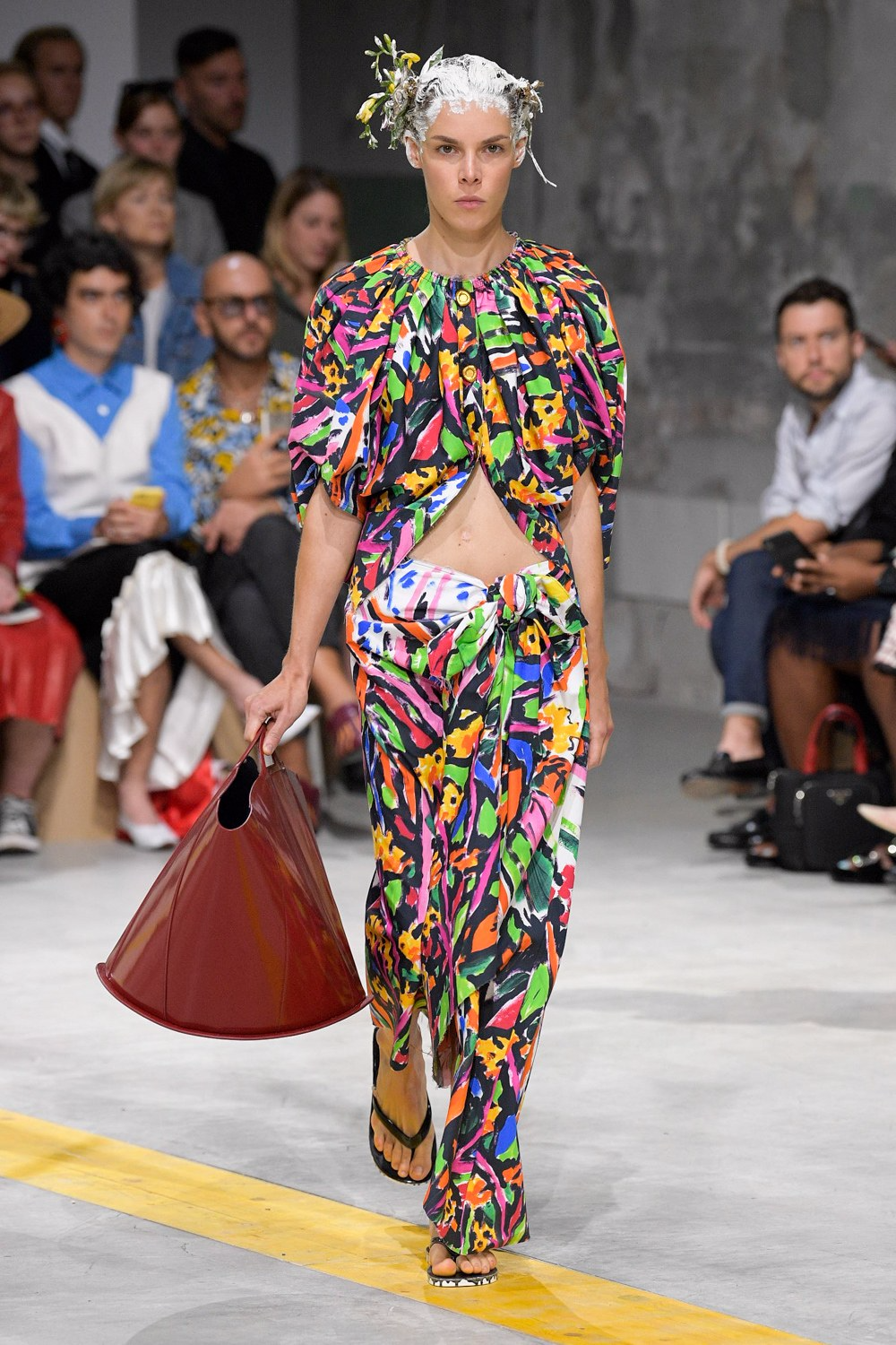 Marni Spring Summer 2020 Milan Fashion Week