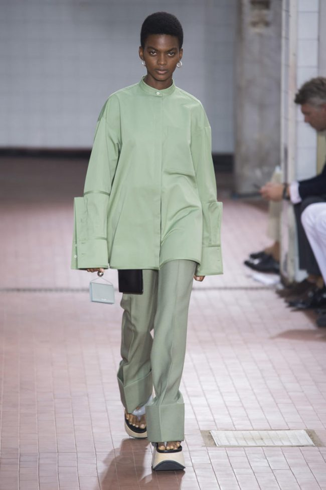 Jil Sander RTW Spring Summer 2020 Milan Fashion Week