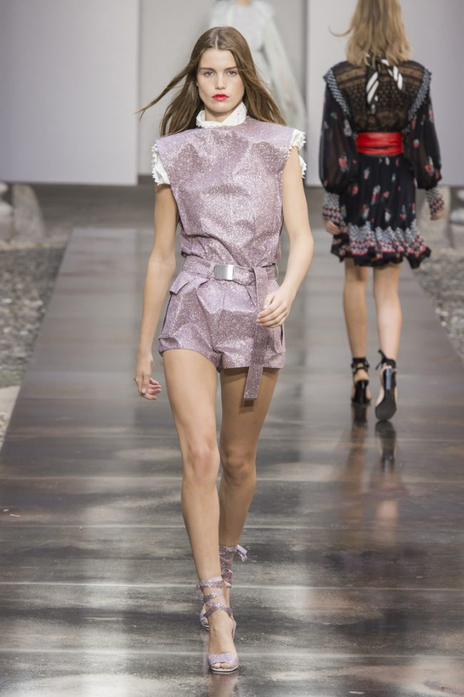 Philosophy Lorenzo Serafini RTW Spring Summer 2020 Milan Fashion Week